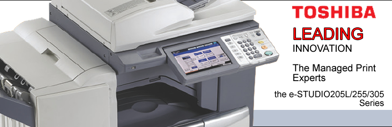 southern california toshiba copiers